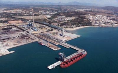 Oficinas terminal portuaria ENDESA LOS BARRIOS CADIZ
