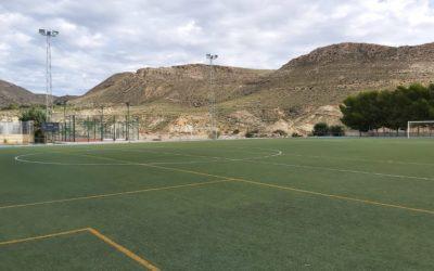 Campo de futbol y complejo deportivo NIJAR ALMERIA