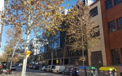 Oficinas GLOVO calle Pallars 190 BARCELONA