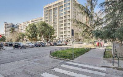 Oficinas LOCKHEED MARTIN calle ORENSE 34 MADRID