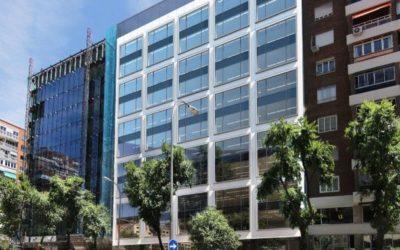 Oficinas AMREST HOLDING Paseo de la Castellana 163 MADRID