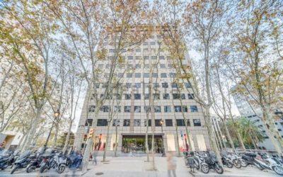 Oficinas JULIUS BAER Avenida de la Diagonal 579 BARCELONA